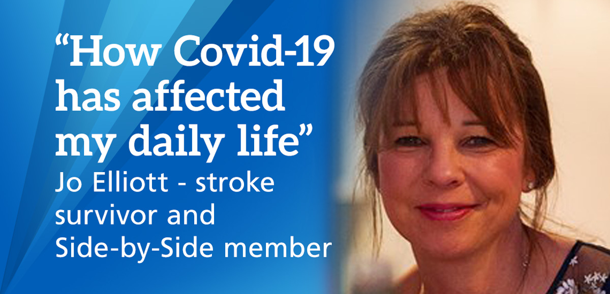 The affect of Covid-19 by Jo Elliott