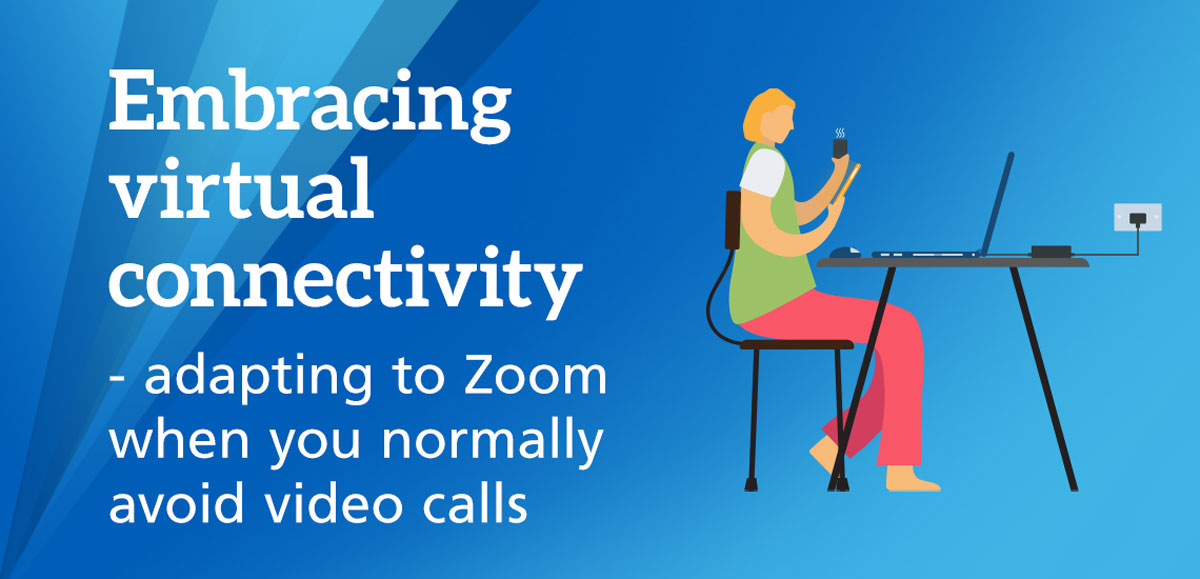Discovering the joy of zoom