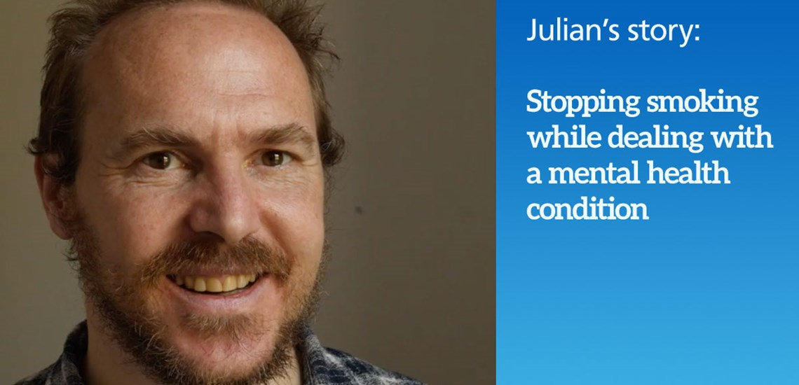 Julian's stopping smoking story